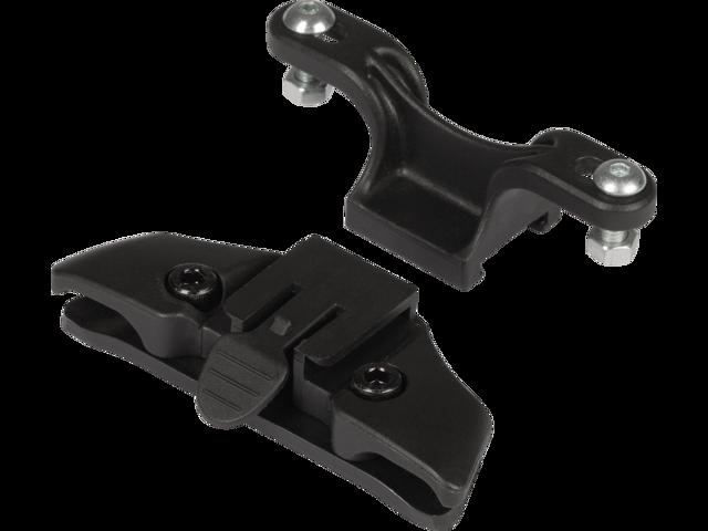 Cube RFR Flaschenhalter-Adapter Rail black